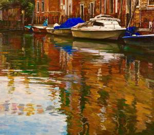 Венецианский мотив. Отражаясь в зеркале канала | Волков С.Р.