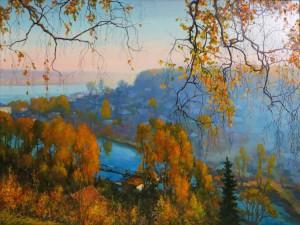 Осенний Плес