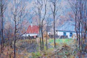Украинский пейзаж