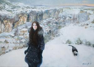 «Прогулка» 2015г. | Тюнькин А.Е.