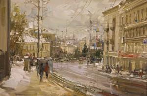 Москва. Остоженка